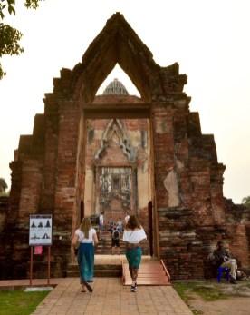 Wat Ratchaburana - Les Temples (Wat) - Le parc historique d'Ayutthaya - Destination, Asie, Thaïlande