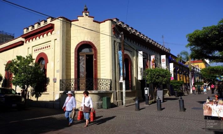 Rue piétonne - Village de Tlaquepaque - Tout ça à Guadalajara - Destination, Amérique du Nord, Mexique