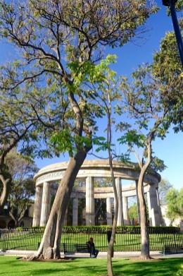Rotonda de los Jaliscienses Ilustres - Architecture coloniale - Tout ça à Guadalajara - Destination, Amérique du Nord, Mexique