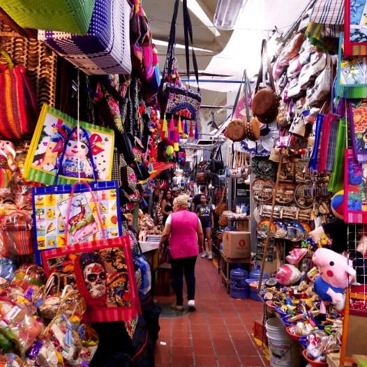 Souvenirs - Les marchés - Tout ça à Guadalajara - Destination, Amérique du Nord, Mexique
