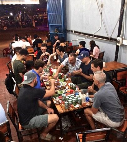 Parfait pour les groupes - Hai Coi - 12 Restos Coups de Coeur à DaNang - Destination, Asie, Vietnam, Restos