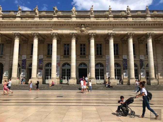 Grand Théâtre - Bordeaux - Destination Nouvelle-Aquitaine - France, Europe