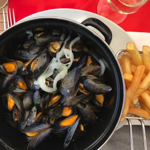 Les moules - La Rochelle - Destination Nouvelle-Aquitaine - France, Europe
