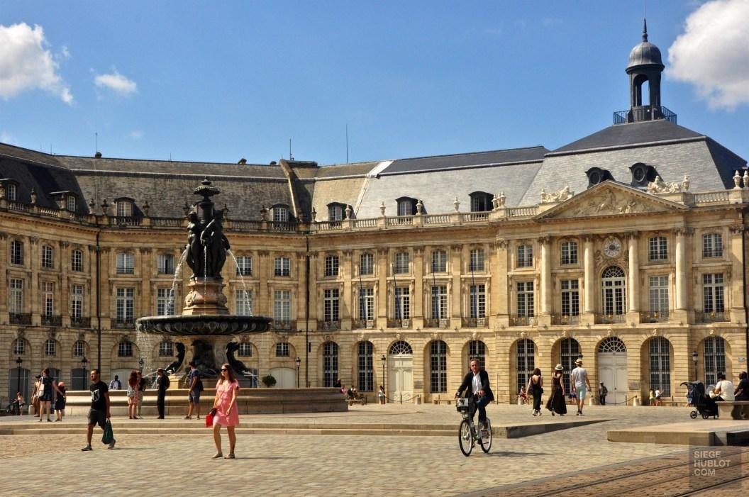 La Place de la Bourse - Bordeaux - Destination Nouvelle-Aquitaine - France, Europe