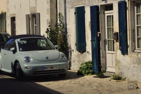 Prédominance de bleu - Ile de Ré - Destination Nouvelle-Aquitaine - France, Europe