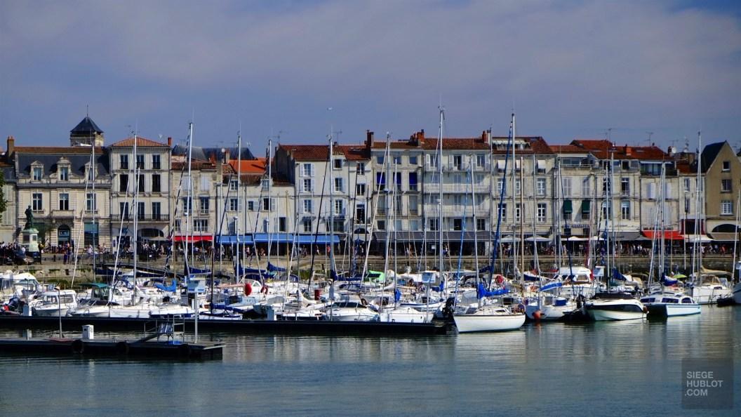 Vieux-Port - La Rochelle - Destination Nouvelle-Aquitaine - France, Europe