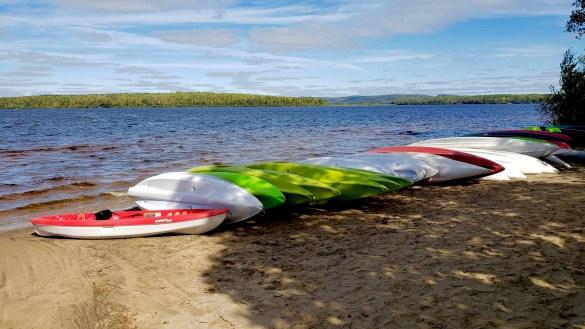 Explorer en kayak - Amérique du Nord, Canada, Québec, Lanaudière, À haire, Hôtels, Roadtrip