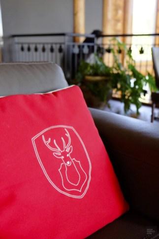 Objets décoratifs de style chalet - Auberge du Lac Taureau - Amérique du Nord, Canada, Québec, Lanaudière, À haire, Hôtels, Roadtrip