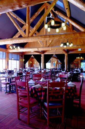 Restaurant Le Cerf Rouge - Auberge du Lac Taureau - Amérique du Nord, Canada, Québec, Lanaudière, À haire, Hôtels, Roadtrip