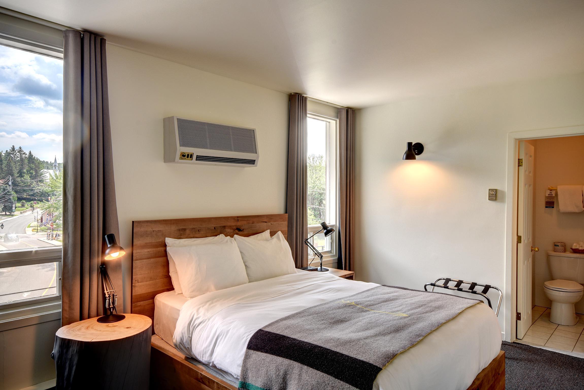 Un hôtel historique à Tremblant - quebec, laurentides, hotels, destinations, canada, amerique-du-nord