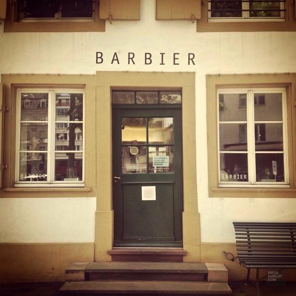 Barbier - Faire les boutiques - Bâle, une ville au coeur de trois pays - Destination, Europe, Suisse