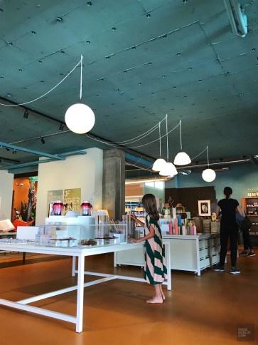 Boutique du musée - Une place importante pour l'Art et la Culture - Bâle, une ville au coeur de trois pays - Destination, Europe, Suisse
