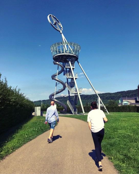 Carsten Höller - Une place importante pour l'Art et la Culture - Bâle, une ville au coeur de trois pays - Destination, Europe, Suisse