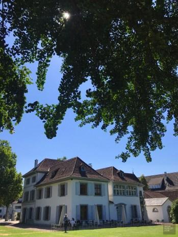 Fondation Beyeler - Une place importante pour l'Art et la Culture - Bâle, une ville au coeur de trois pays - Destination, Europe, Suisse