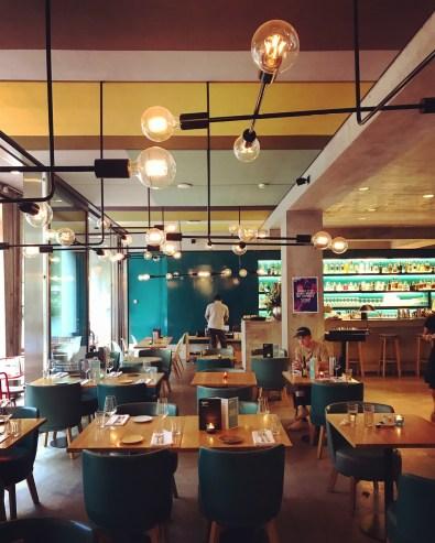 Restaurant Eatery - Un hôtel contemporain - Bâle, une ville au coeur de trois pays - Destination, Europe, Suisse