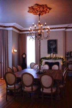 Table de conférence - L'Expérience - Le Manoir Maplewood - Amérique du Nord, Canada, Québec, Cantons-de-l'Est, Hôtels