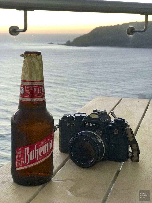 Une bière mexicaine - Les chambres - Boutique hôtel à Mazatlan - Amérique du Nord, Mexique