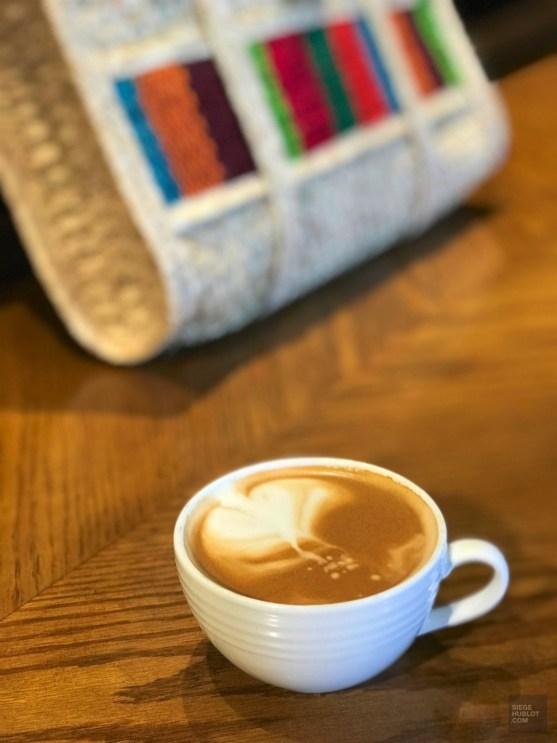 Le cappuccino du Starbucks - Les restaurants - Boutique hôtel à Mazatlan - Amérique du Nord, Mexique