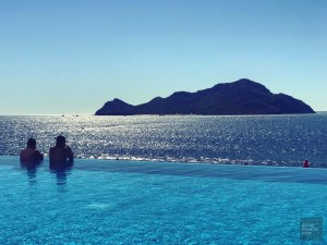 Piscine à débordement - Nouvel hôtel design - à Mazatlan - Amérique du Nord, Mexique