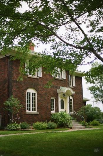 Belle demeure - Rouyn-Noranda - Une virée en Abitibi-Témiscamingue - Amérique du Nord, Canada, Québec