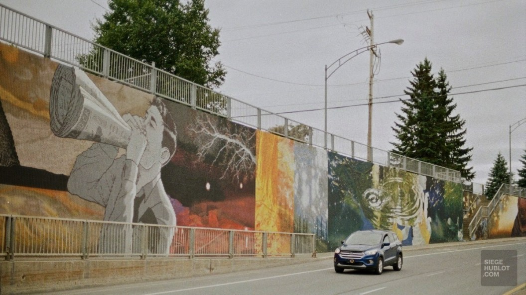 Hommage à Richard Desjardins - Rouyn-Noranda - Une virée en Abitibi-Témiscamingue - Amérique du Nord, Canada, Québec