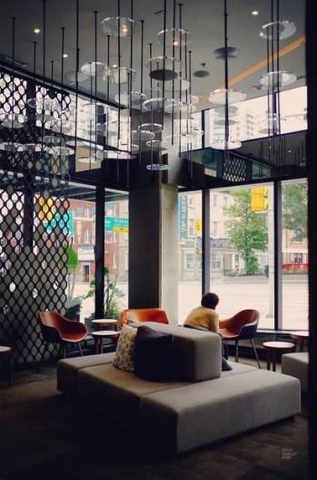 Lobby - Ottawa - Une virée en Abitibi-Témiscamingue - Amérique du Nord, Canada, Québec
