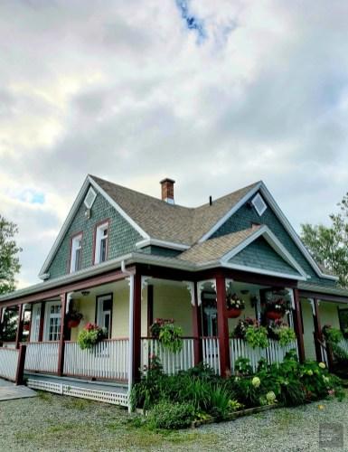 Maison Hector Authier - Amos - Une virée en Abitibi-Témiscamingue - Amérique du Nord, Canada, Québec