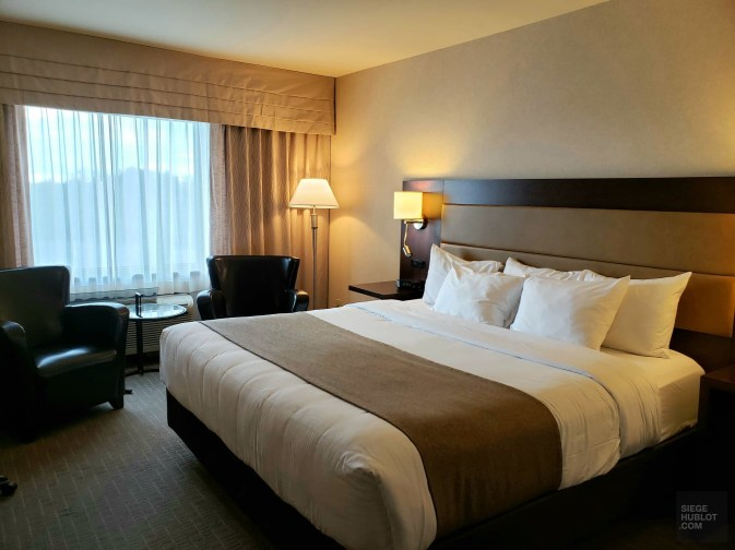 Quality Inn & Suites - La Vallée-de-l'Or - Une virée en Abitibi-Témiscamingue - Amérique du Nord, Canada, Québec