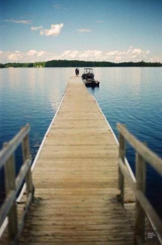 Réservoir Cabonga - Une virée en Abitibi-Témiscamingue - Amérique du Nord, Canada, Québec