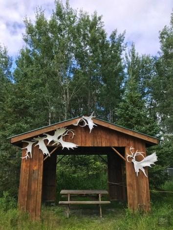 Refuge Pageau - Amos - Une virée en Abitibi-Témiscamingue - Amérique du Nord, Canada, Québec