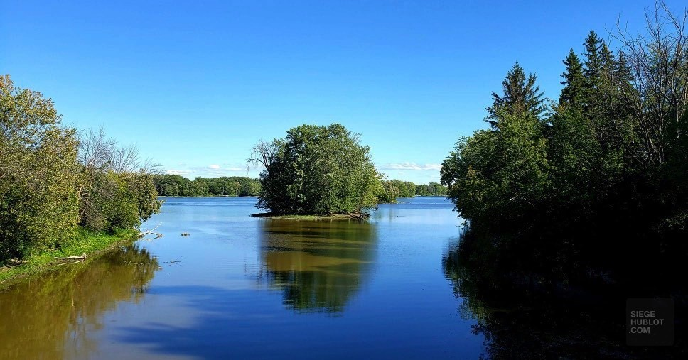 Rivière des Mille-Îles - Pour continuer d'explorer la région - Une journée dans les Basses-Laurentides - Amérique du Nord, Canada, Québec, Laurentides