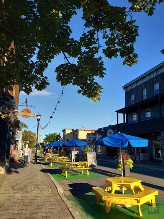 Village Sainte-Thérèse - Pour continuer d'explorer la région - Une journée dans les Basses-Laurentides - Amérique du Nord, Canada, Québec, Laurentides