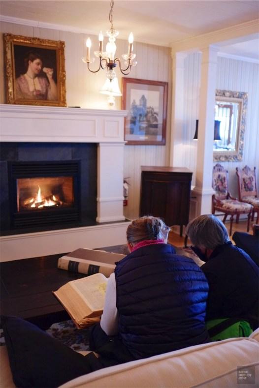 Hôtel de charme - Auberge Sur Mer - Un épicurien à Rivière-du-Loup - Amérique du Nord, Canada, Québec, Bas St-Laurent