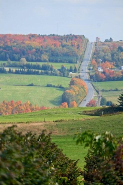 Les vallées - Quelques idées supplémentaires - Balade en Beauce - Amérique du Nord, Canada, Québec, Chaudière-Appalaches