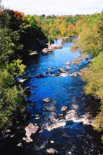 Parc des chutes - La région - Un épicurien à Rivière-du-Loup - Amérique du Nord, Canada, Québec, Bas St-Laurent