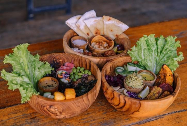 Bols santé - Roots Plant-Based Café - Les meilleurs restaurants végétariens - Vietnam, Asie