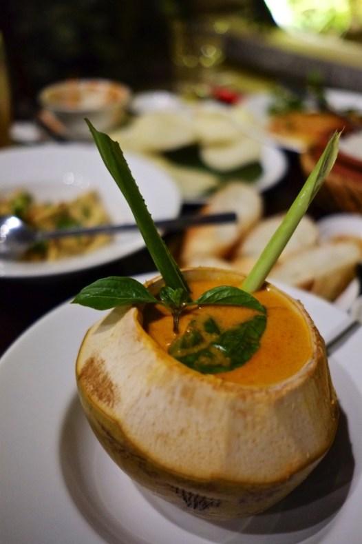 Curry - Phúc An Vegetarian & Cafe - Les meilleurs restaurants végétariens - Vietnam, Asie