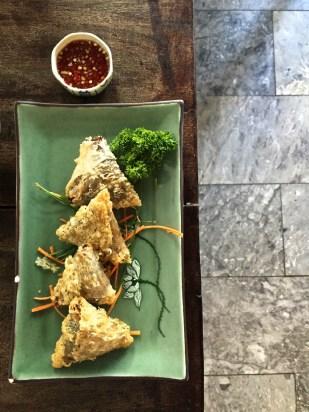 Légumes frits - Et plus encore! - Les meilleurs restaurants végétariens - Vietnam, Asie