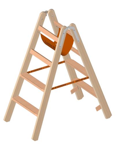 Dekoleiter Die Schonsten Dekoideen Mit Leitern