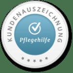 Siegel von vivacus care GmbH Leipzig bei pflegehilfe.org