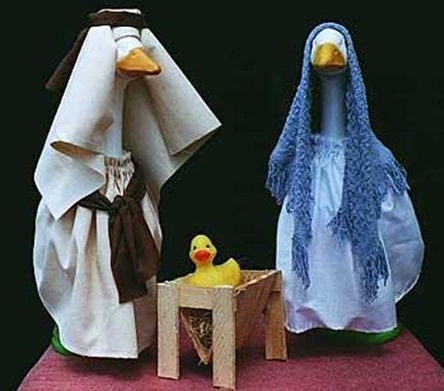 Awesome Yet Awkward Nativity Scenes Tim And Denise Sieges