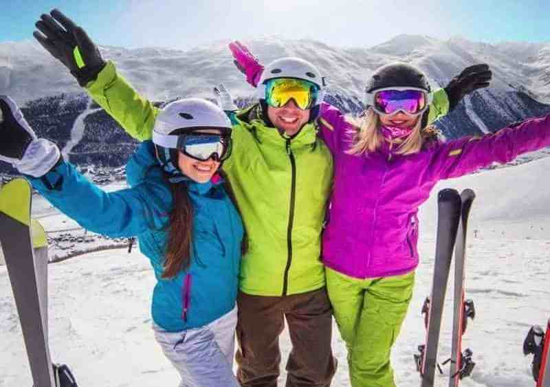 Siegi Tours Expat Ski Holiday