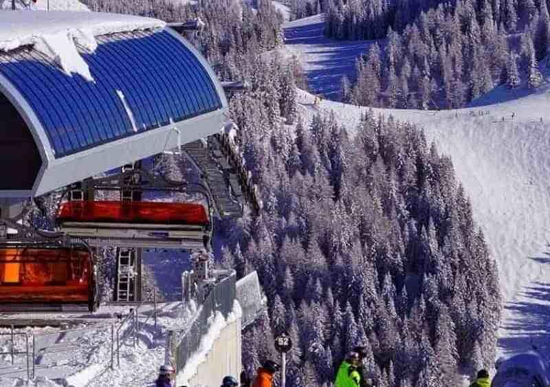 Siegi Tours Ski Trip