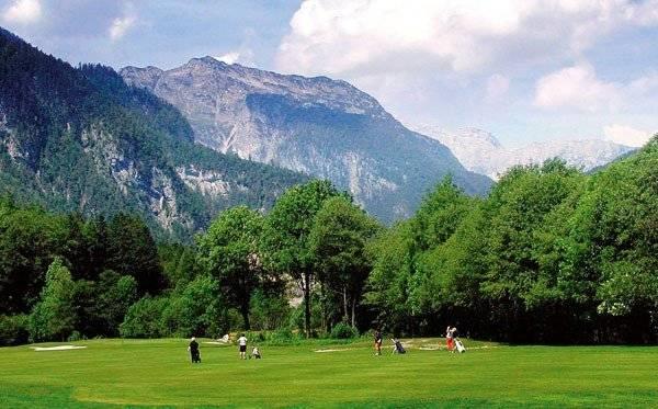 siegi tours holidays golf Golf Brandlhof