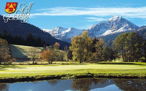 siegi tours holidays golf Gold Goldegg