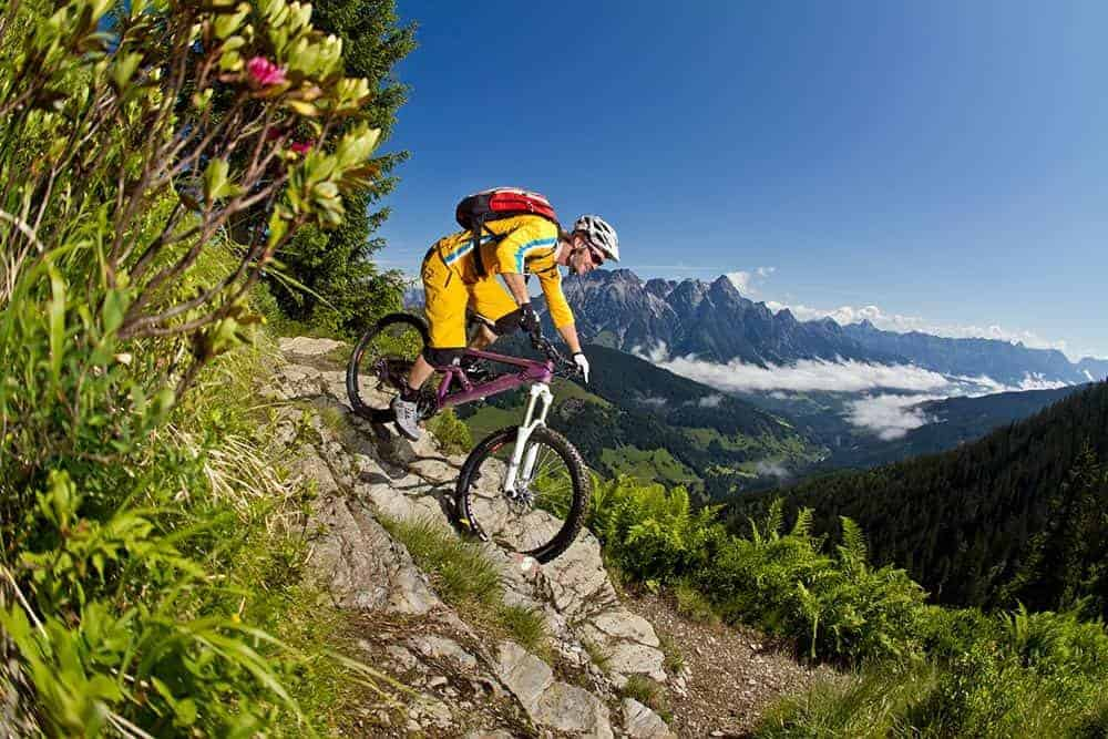 Mountainbike Siegi Tours Summer Package Holiday Austria