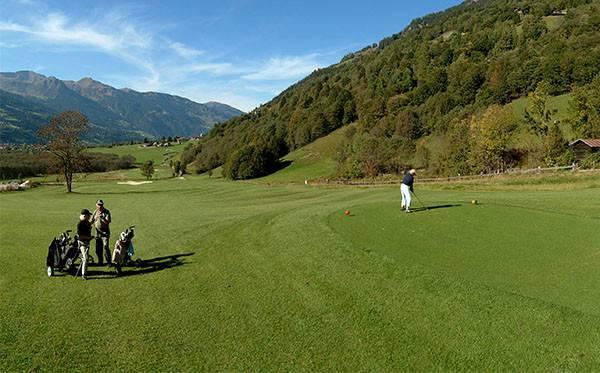 siegi tours holidays golf Golf Urslautal