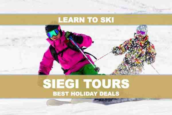 Siegi Tours Learn to Ski Package Alpendorf