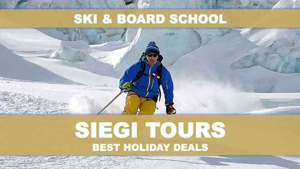 Siegi Tours Ski School Red White Red Alpendorf