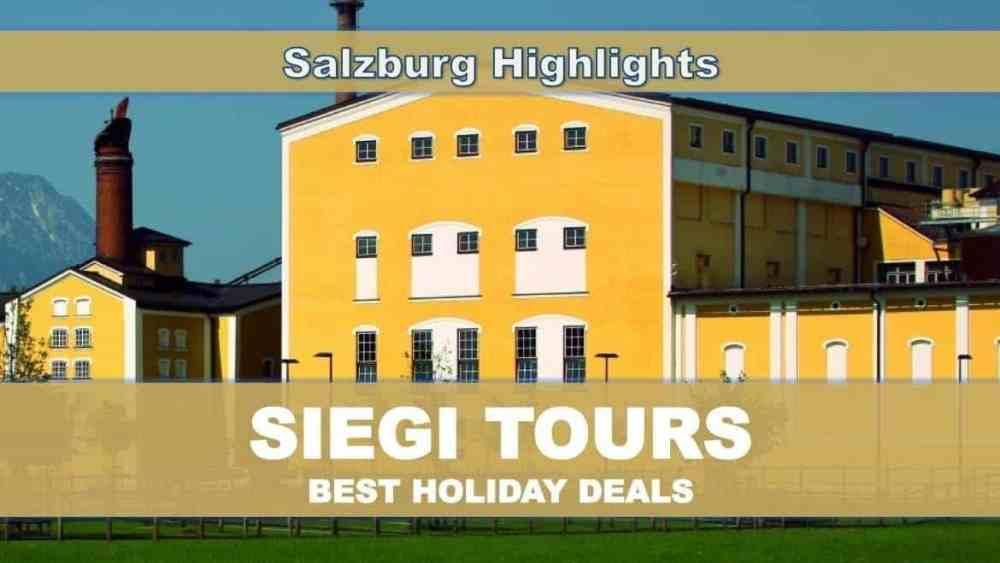 Stiegl Museum World of Beer Siegi Tours Sightseeing Holiday Salzburg
